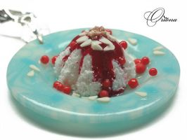 Cowberry dessert 4 by OrionaJewelry