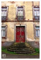 The Red Door by Garelito-Photos
