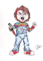 Chucky by BioMechGinger