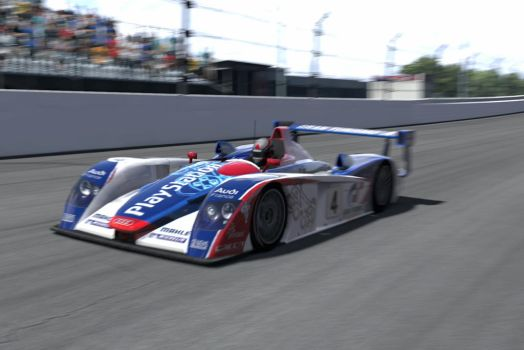 French driver driving in Road Course - Daytona 6 by patemvik