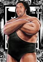 Andre the Giant Unleashed by Bardsville
