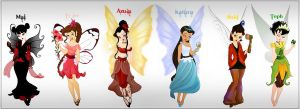 Atla-Fairy-Girls by Flamula