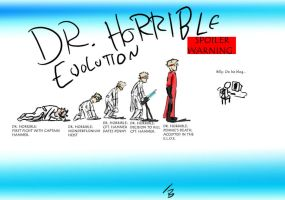 Dr Horrible EVOLUTION Spoilers by TicklishSocks