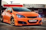 Opel GTC by tuninger