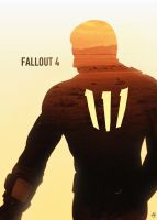 Fallout 4 poster by tramvaev