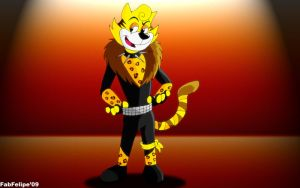 Rum Tum Top Cat by FabFelipe