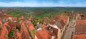 Rothenburg ob der Tauber by mannromann