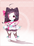 [REVAMP] A D O P T #5: Idol singer Nyan (OPEN) by deichuu