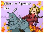Edward and Alphonse Elric by S2En-JayS2