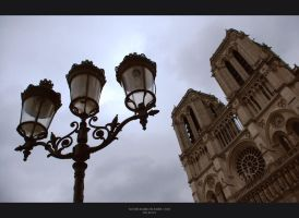 Notre Dame de Paris 0250 by JuliaKretsch