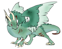 Dragon adopt name your price (CLOSED) by littleadopt