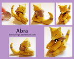 Abra - GIFT by Bittythings