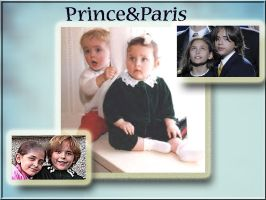 Prince and Paris by RainBowSparkleQueen
