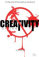 Creativity poster by cutie-bee-kitty