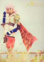 Claire 'Lightning' Farron III by RacoonFactory