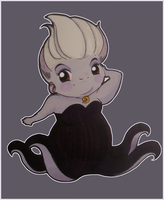 Disney QT 3.14 - Ursula by mollay