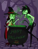 Halloween '09 by Hatchet-Ears