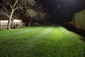 Floodlight grass by piotrkol91