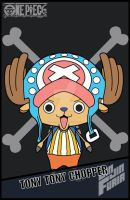Tony Tony Chopper by JimJimFuria