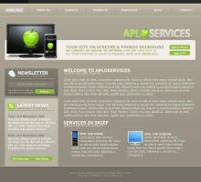Aplo Services by: furryyx by WebMagic