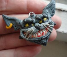 AMR - Cheshire cat by MaryDec