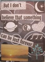 Lost Forever - Original ACEO by 1337-Art
