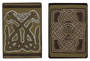 ATC Celtic Designs by Haawan