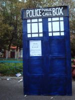 The real tardis by NatalieCartman