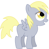Filly Derpy by YaLTeR