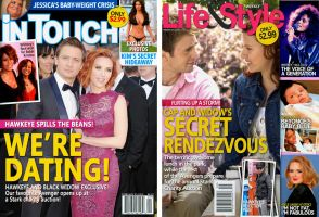 In Touch, and Life and Style, February 27 2012 by nottonyharrison
