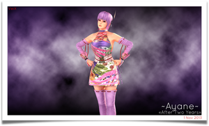 `~ Ayane : After Two Years ~` by VeiradA