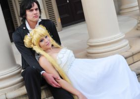 Sailor Moon: Prince + Princess by Sarapungs-tokusatsu