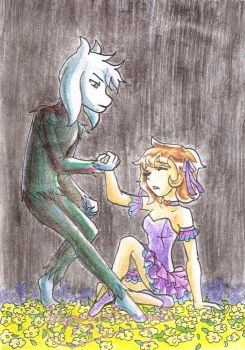 UT: Ballet -Where do we go from Here?- by hopelessromantic721