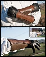 Simple Composed Bracers by Adhras