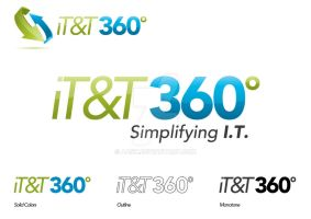 iTandT360 Logo by aash