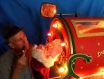Iron Lung Santa by Keith-McGuckin