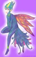Rise Of The Guardians - Toothiana by Laven96