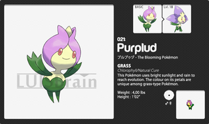 021: Purplud by LuisBrain