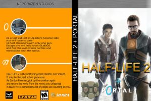 Half Life 2 Cover by janemk
