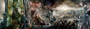 The Hobbit: The Battle Of The Five Armies by ihaveanawesomename