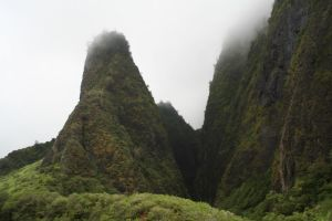 Hawaii Mountains by chocolateir-stock