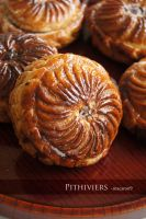 Pithiviers by macaron9