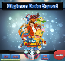 Digimon Data Squad ICO and PNG by bryan1213