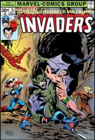 INVADERS 9- COLOR by benitogallego