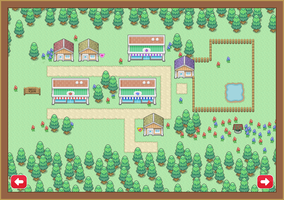 Relic Town Map by tahbikat