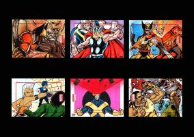 Marvel Universe Compiled4 by JASONS21