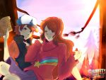 dipper and mabel by Invader-celes