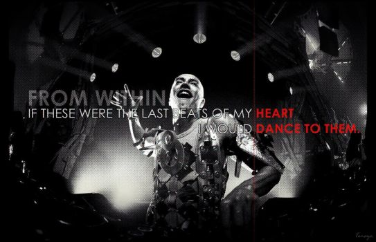 From Within' - Headhunterz by Tonaye-Hardstyle