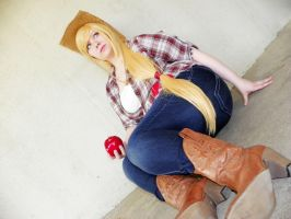 Apple Jack by QPUPcosplay