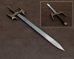 First Sword by VickyM72